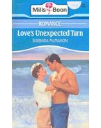 Love's Unexpected Turn - McMahon, Barbara