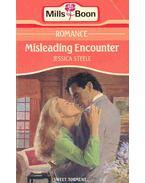 Misleading Encounter - Jessica Steele