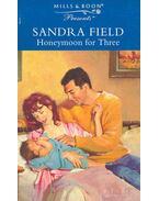 Honeymoon for Three - Field, Sandra