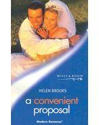 A Convenient Proposal - Brooks, Helen