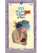 A Touch of Fire - Major, Ann
