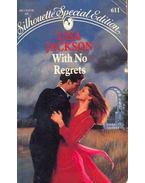 With No Regrets - Jackson, Lisa