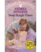 Sweet Knight Times - Edwards, Andrea