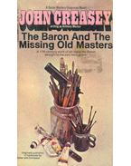 The Baron and the Missing Old Masters - Creasey, John