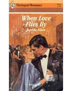 When Love Flies By - Allan, Jeanne