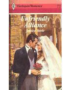 Unfriendly Alliance - Jessica Steele