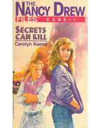 The Nancy Drew Files - Secrets Can Kill - Keene, Carolyn