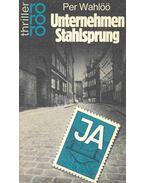 Unternehmen Stahlsprung - Wahlöö, Per