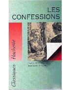 Les confessions - Rousseau, Jean-Jacques