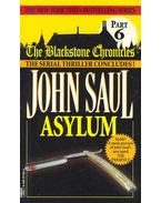 The Blackstone Chronicles - Asylum - Saul, John