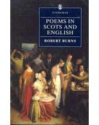 Poems in Scots and English - Burns Róbert