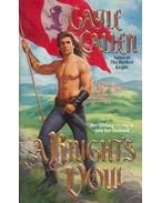 A Knight's Vow - Callen, Gayle