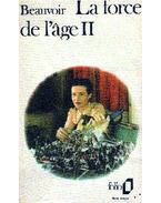 La force de l'age Tome 1 - Beauvoir, Simone de