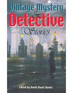 Vintage Mystery and Detective Stories - DAVIS, DAVID STUART