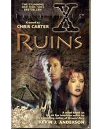 The X Files - Ruins - Anderson, Kevin J.