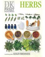 DK Pocket Encyclopaedia - Herbs - Lesley Bremness
