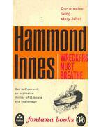 Wreckers Must Breathe - Innes,Hammond