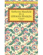 In a German Pension - Mansfield, Katherine