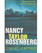 Conflict of Interest - Rosenberg, Nancy Taylor