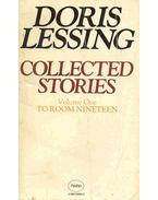 Collected Stories Vol. I - To Room Nineteen - Lessing, Doris