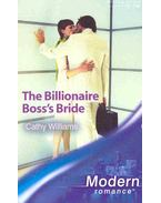 The Billionaire Boss's Bride - Williams, Cathy