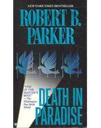 Death in Paradise - Parker, Robert B.
