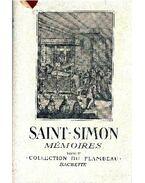 Mémoires - Saint-Simon
