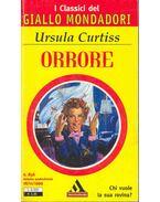 Orrore - Curtiss, Ursula