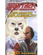 Star Trek - The Next Generation #61 - Diplomatic Implausibility - DeCandido, Keith R.A.