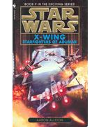 Star Wars - X-Wing: Starfighters of Adumar - Allston, Aaron