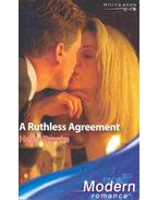 A Ruthless Agreement - Brooks, Helen