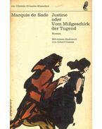 Justine oder Vom Mißgeschick der Tugend - Marquis De Sade