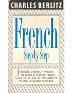 French Step-by-Step - Berlitz, Charles