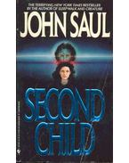 Second Child - Saul, John