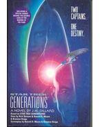 Star Trek: Generations - DILLARD, J.M.