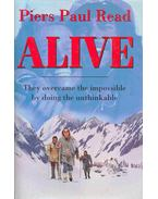 Alive - Read, Piers Paul
