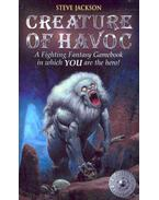 Creature of Havoc - Jackson, Steve
