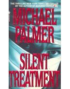 Silent Treatment - Palmer, Michael