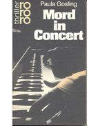 Mord in concert - Gosling,Paula