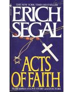 Acts of Faith - Segal, Erich