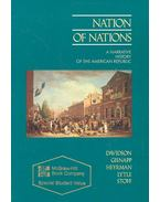 Nation of Nations – A Narrative History of the American Republic - DAVIDSON – GIENAPP – HEYRMAN – LYTLE – STOFF