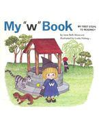 My W Book - MONCUE, JANE BELK