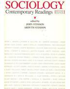 Sociology – Contemporary Reading - STIMSON, JOHN – STOMSON, ARDYTH (editor)