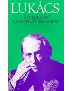 Studies in European Realism - Lukács, Georg