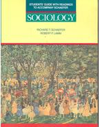 Student's Guide with Readings – Sociology - SCHAEFER, RICHARD T. - LAMM, ROBERT P.