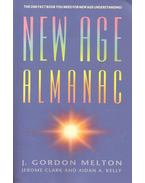 New Age Almanac - MELTON, GORDON J.