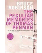The Peculiar Memories of Thomas Penman - ROBINSON, BRUCE