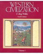 Western Civilization I-II - WILLIS, F. ROY (editro)