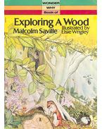 Exploring a Wood - SAVILLE, MALCOLM