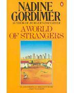 A World of Strangers - Nadine Gordimer